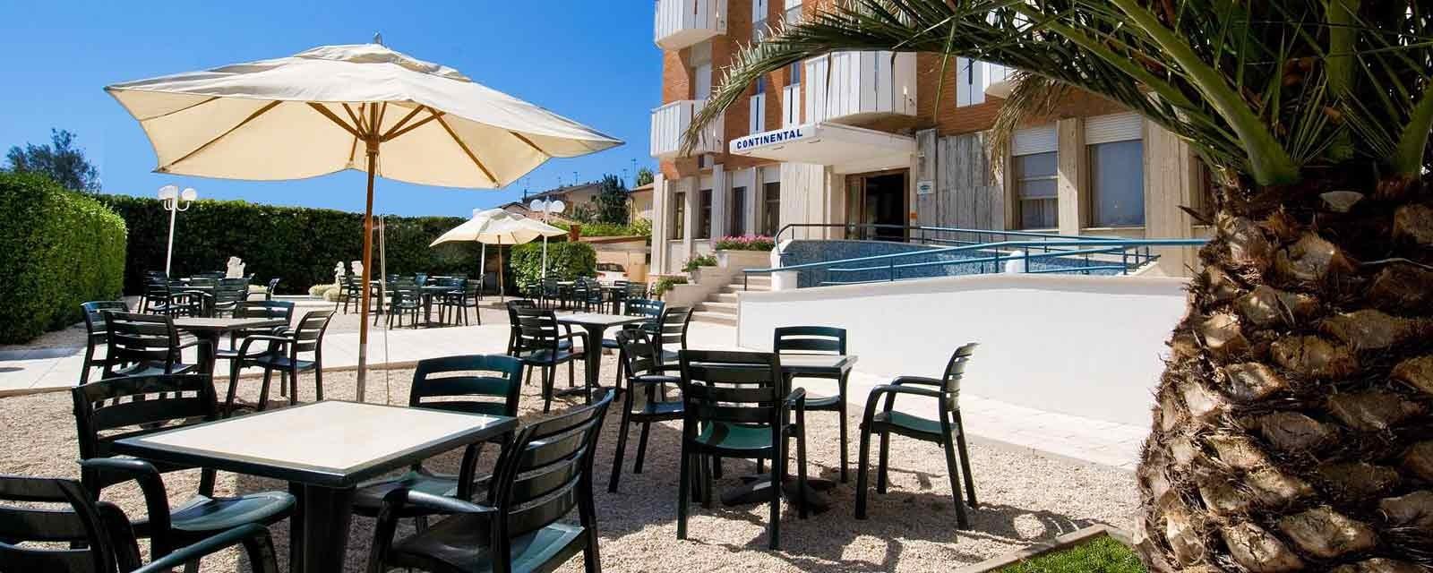 Hotel Fano - HOTEL FANO - Hotel Continental Fano - Alberghi Fano ...